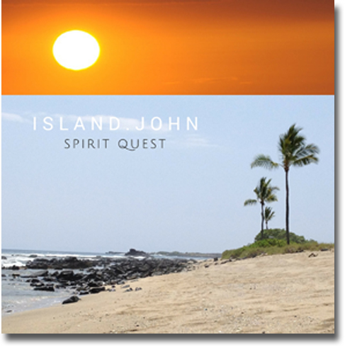 Spirit Quest Album Cover